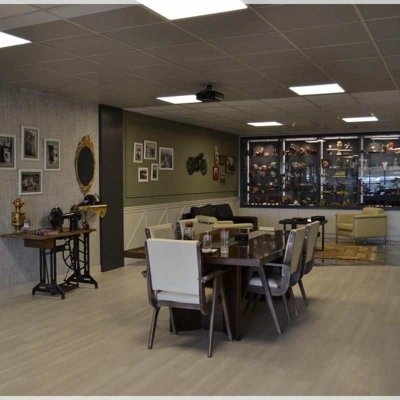 Interior Design and Application