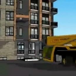 Güçlücan Apartment Additional Flooring and Steel Installation