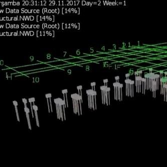 MONS Architecture BIM Modelling