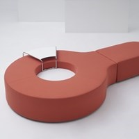 Waiting Chair | Connect - 3