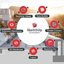 Mimarlık & Mühendislik Yazılımı | SketchUp