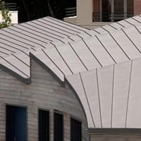 VMZINC Titanium Zinc Roofing - 1