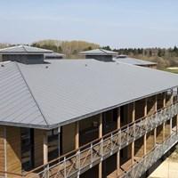 VMZINC Titanium Zinc Roofing - 2