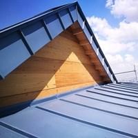 VMZINC Titanium Zinc Roofing - 6