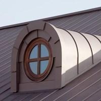 VMZINC Titanium Zinc Roofing - 7