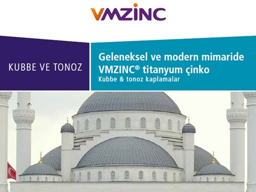 VMZ Kubbe ve Tonoz