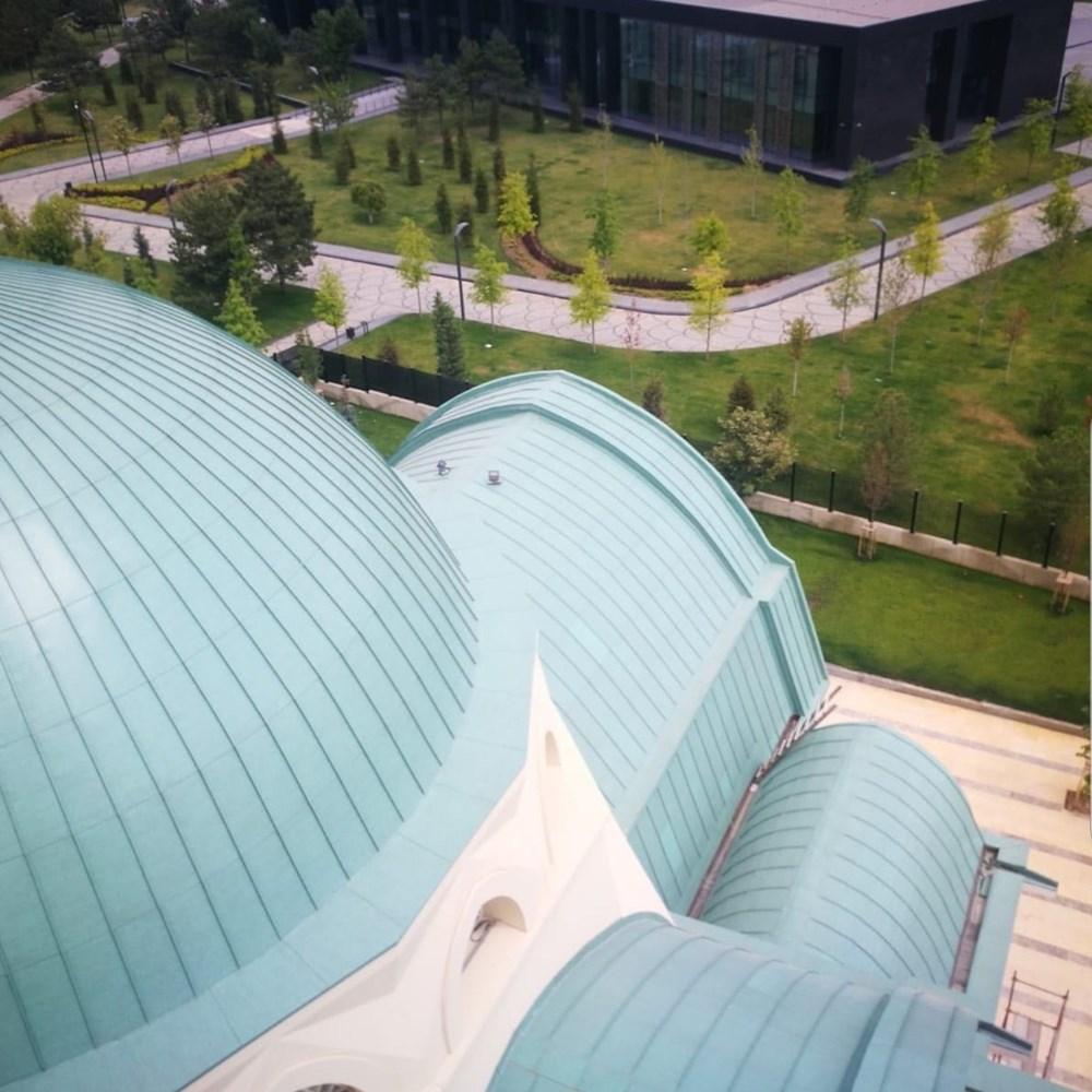 Vestis Aluminum Roofing - 5