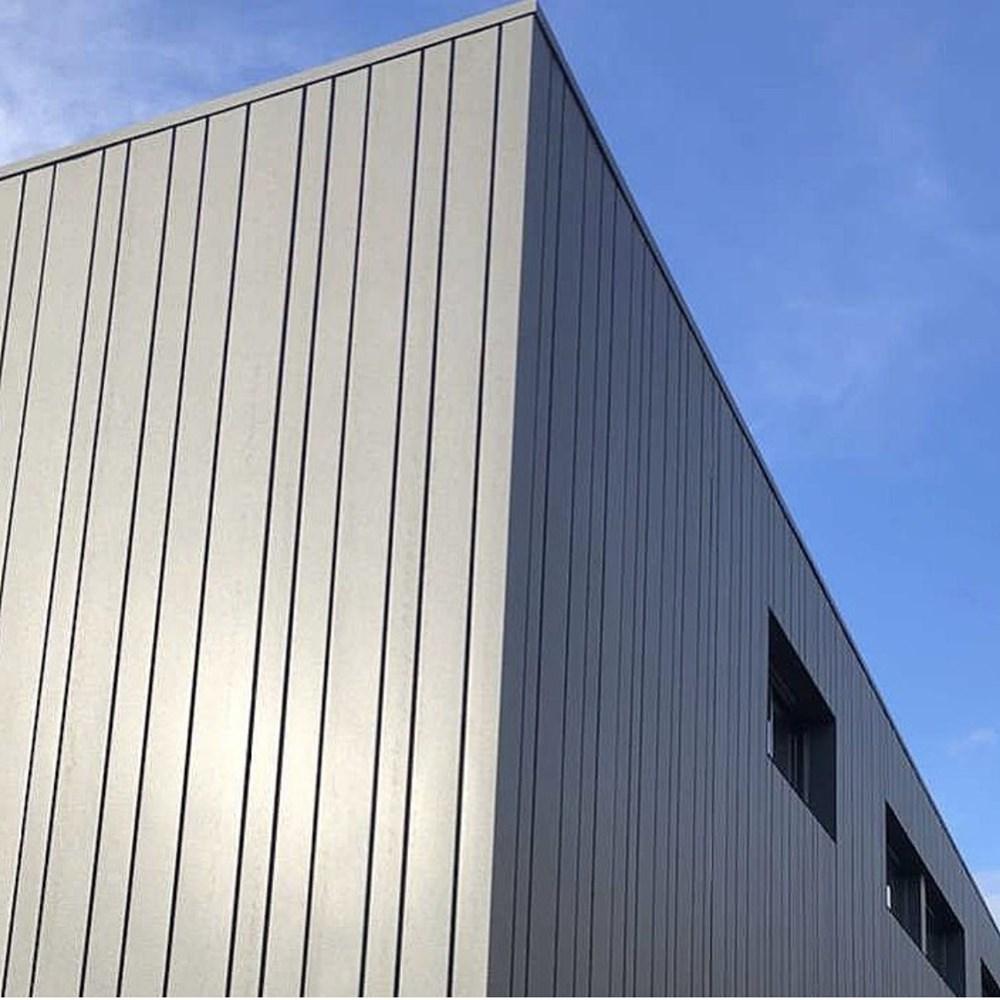 Vestis Aluminum Facade Cladding - 7