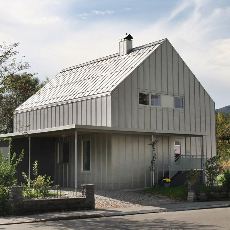 Roofinox Stainless Seam Roof - 0