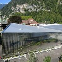 Roofinox Stainless Seam Roof - 1