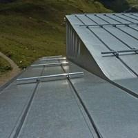 Roofinox Stainless Seam Roof - 4