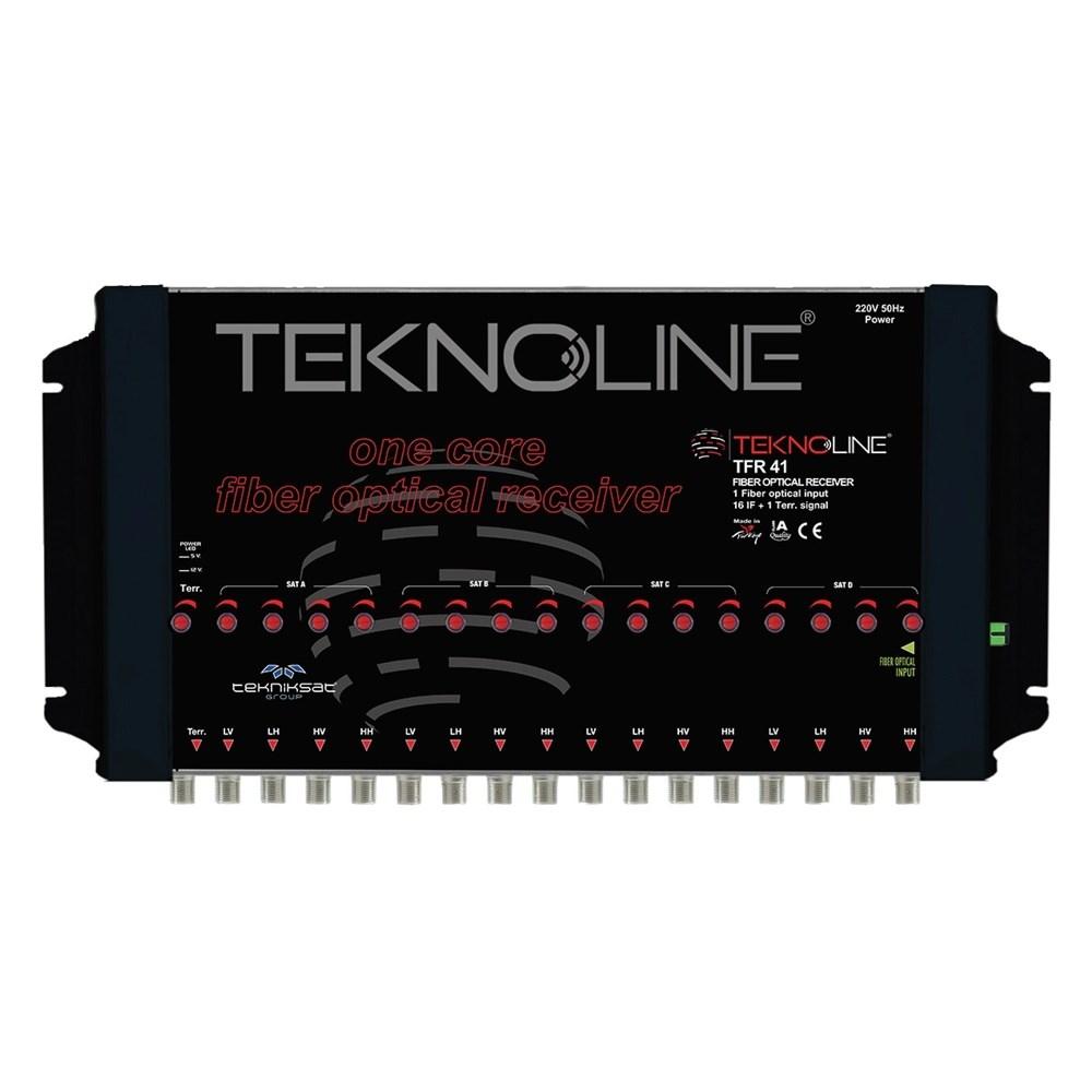 TFR31 MDU Fiber Optik Receiver