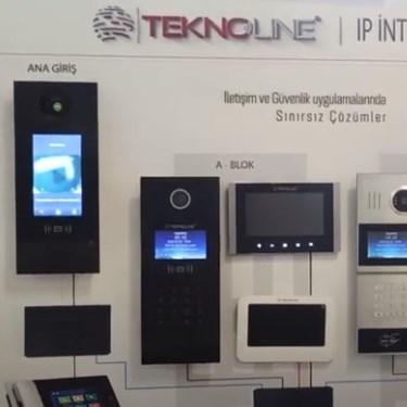 Teknoline IP Intercom - Görüntülü Diafon Sistemi