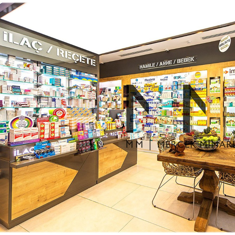 Pharmacy Design and Application Service