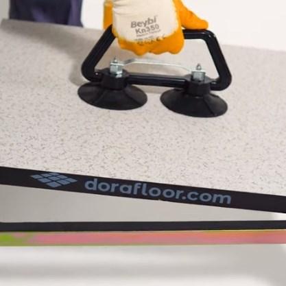 Dorafloor Yükseltilmiş Döşeme Sistemleri