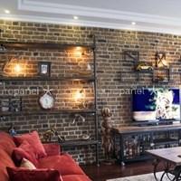 Brick Wall Panels - 9
