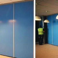 PANELITE Movable Partition Wall - 1