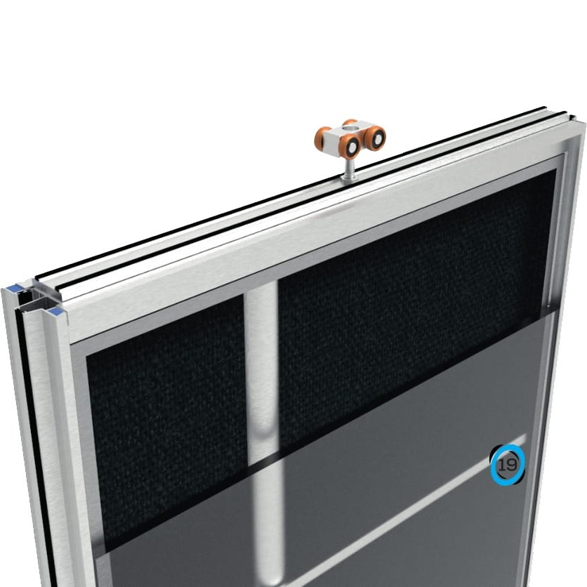 PANELITE Movable Partition Wall - 3