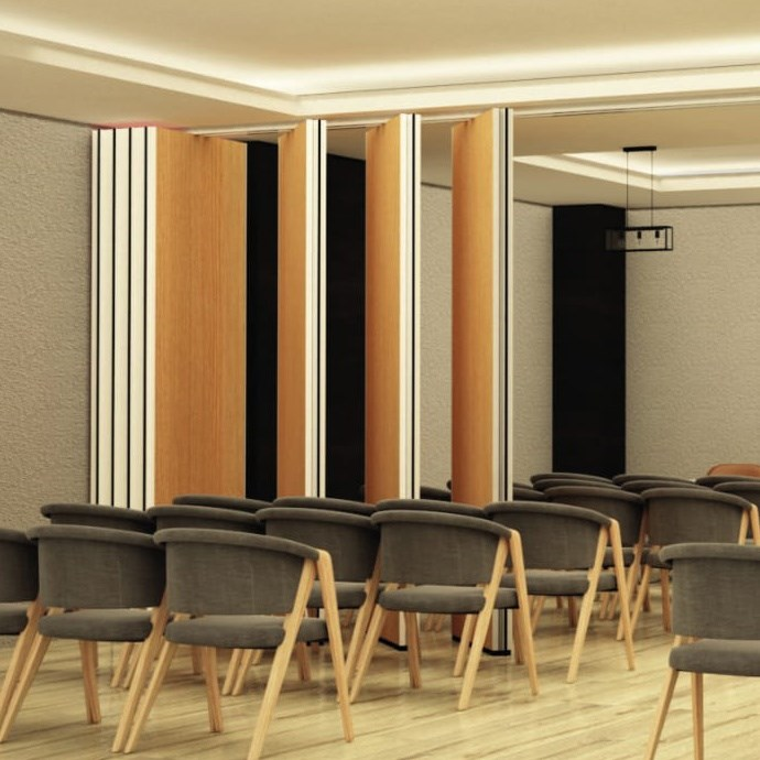 PANFLEX Movable Partition Wall