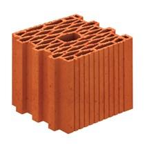 Düşey Delikli Tuğla | 25x25x23,5 W Tipi