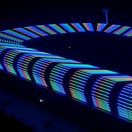 Başakşehir Fatih Terim Stadyumu Işıklandırması