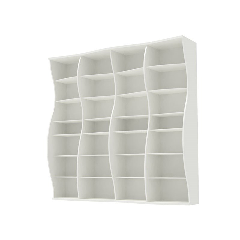 Waveshelf Bookcase
