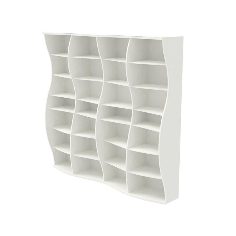 Waveshelf Bookcase - 0