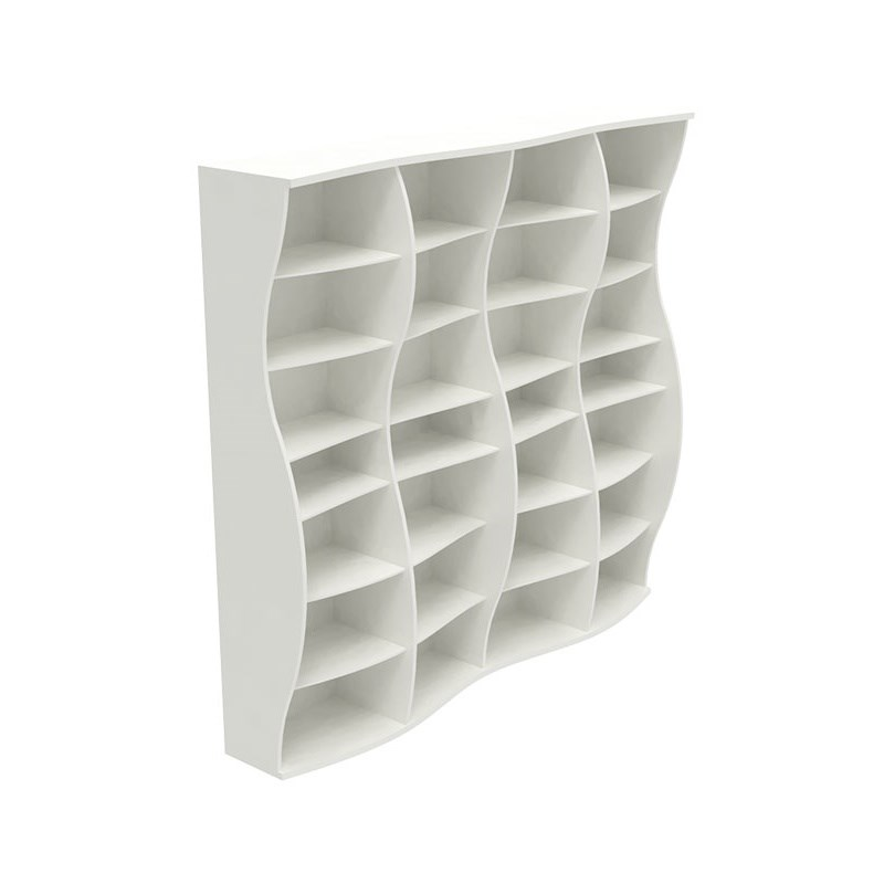 Waveshelf Bookcase - 1