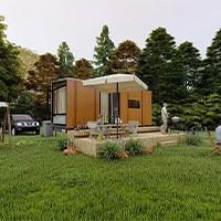 Casa Locomotive Mobile House Design - 3