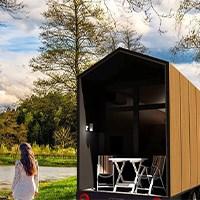Casa Locomotive Mobile House Design - 4