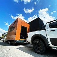 Casa Locomotive Mobile House Design - 1