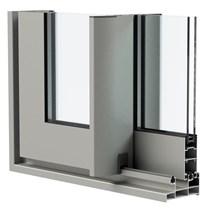 SLA 76 - Menteşeli Kapı ve Pencere Sistemi