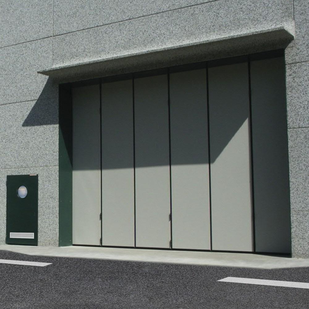 Sectional Industrial Doors - 2