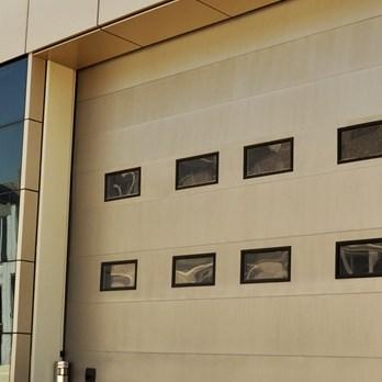 Sectional Industrial Doors - 4