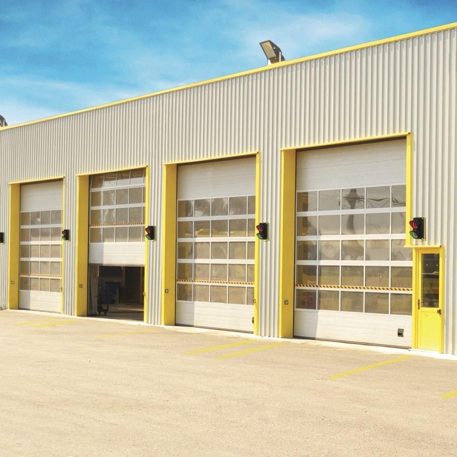 Sectional Industrial Doors - 5