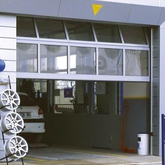 Sectional Industrial Doors - 6