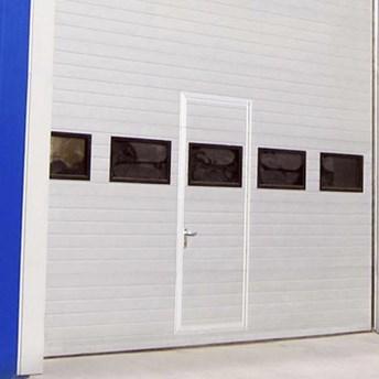 Sectional Industrial Doors - 7