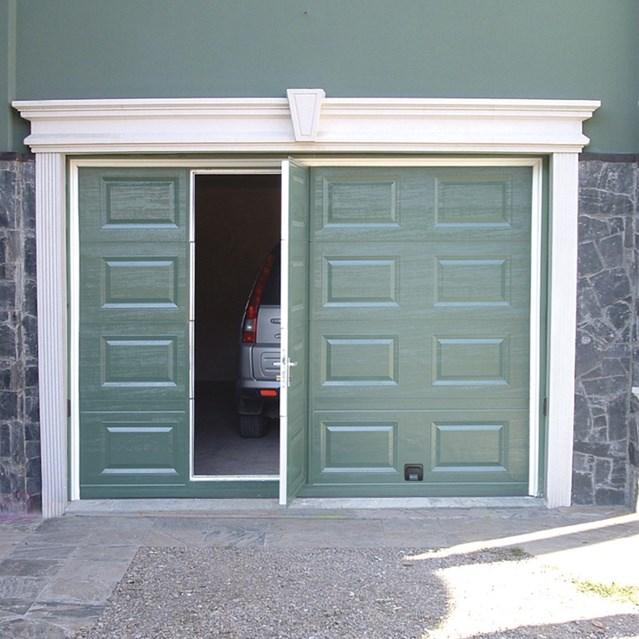 Sectional Garage Doors - 0