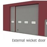 Sectional Garage Doors - 4
