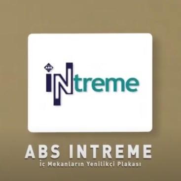 ABS Intreme İç Mekanların Yenilikçi Plakası