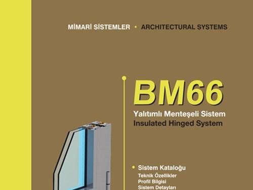 BM 66 Ürün Broşürü