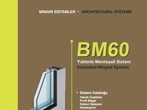 BM 60 Ürün Broşürü