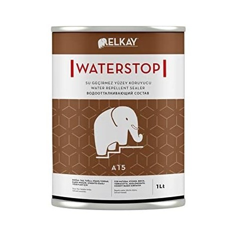 Natural Stone Protector - Waterproof | WATERSTOP A15