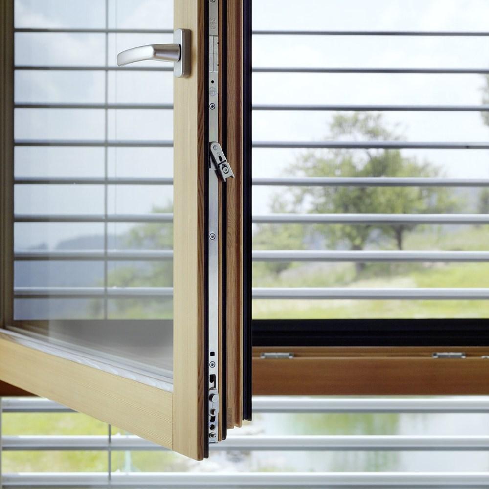 Wooden Casement Window System - 0