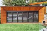Wooden Winged Door System - 8