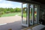 Wooden Winged Door System - 15