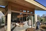 Wooden Winged Door System - 16