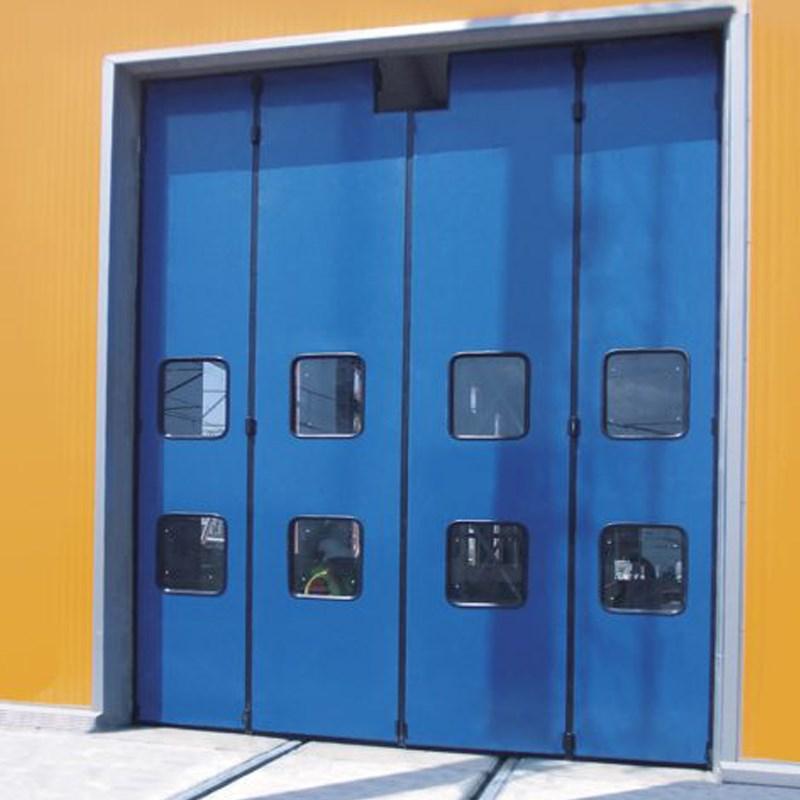 Side Opening Polar Doors - 1