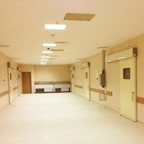Hermetik Hastane Kapıları