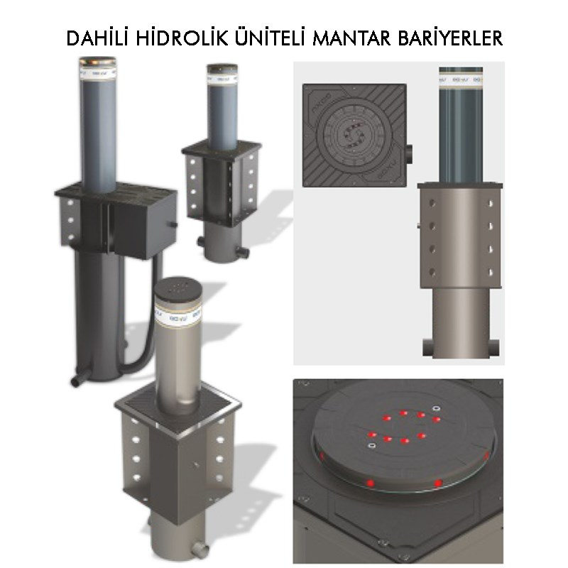 Barrier, Park and Pass Systems - 1